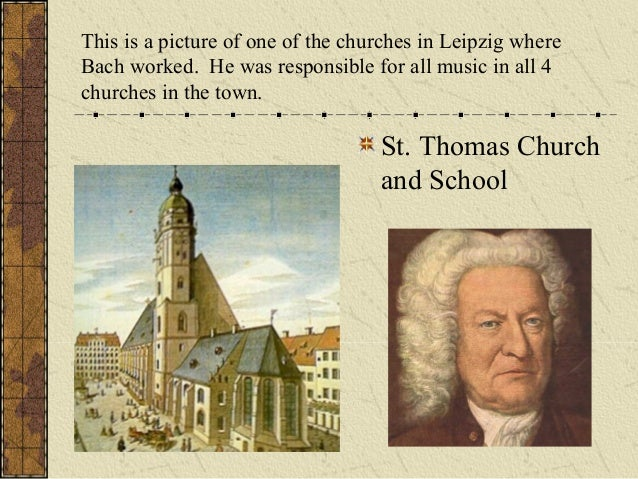 an analysis of baroque period music Characteristics[edit.