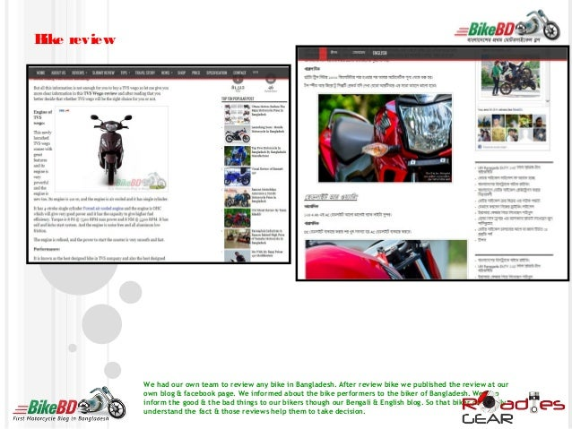 Introduction to BikeBD : One Of The Best MotorBike Lover's
