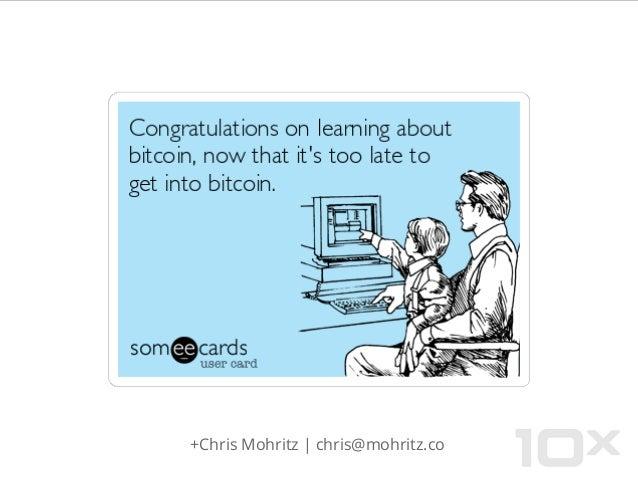 +Chris Mohritz | chris@mohritz.co