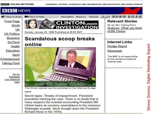 an introduction to the analysis of the monica lewinsky scandal Comparative analysis of the impeachment  trying times for president clinton during the sex scandal with monica lewinsky introduction the alleged sex scandal.