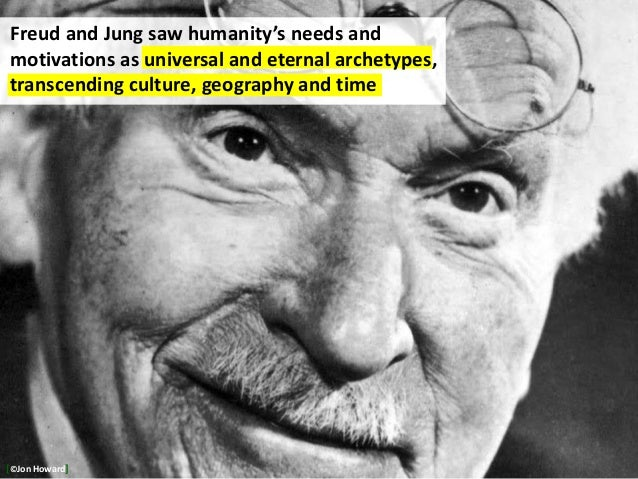 http://historicalwallpapers.blogspot.co.uk/2011/05/carl-jung-1875-1961.html Freud and Jung saw humanity's needs and motiva...