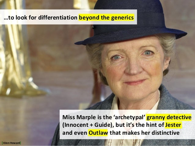 http://interactive.wxxi.org/files/images/highlights/Marple_0.JPG …to look for differentiation beyond the generics Miss Mar...