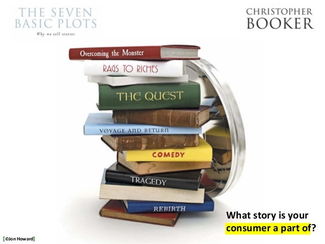 What story is your consumer a part of? [©Jon Howard]