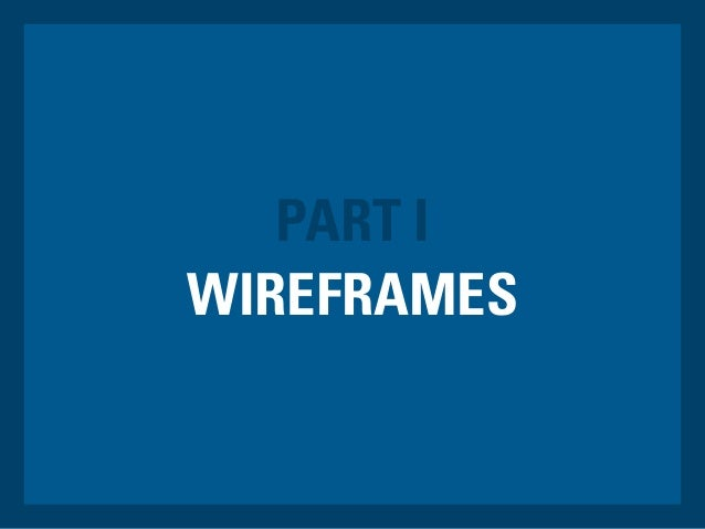 Introduction to Building Wireframes (with Keynote) Slide 3