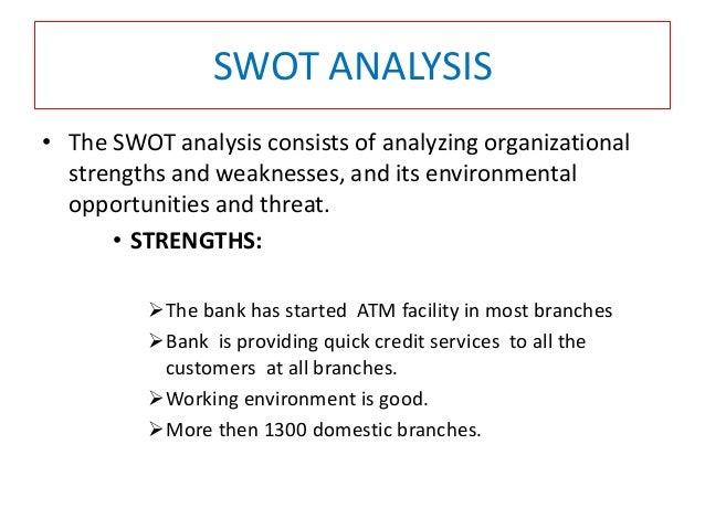 swot analysis of mcb bank Timetric's the mauritius commercial bank limited (mcb) : company profile and swot analysis contains in depth information and data about the company and its operations the profile contains a company overview, key facts, major products and servi.