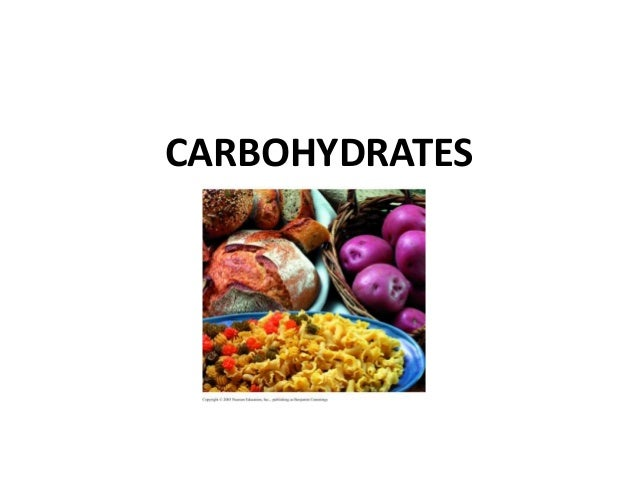 an introduction to carbohydrates essay