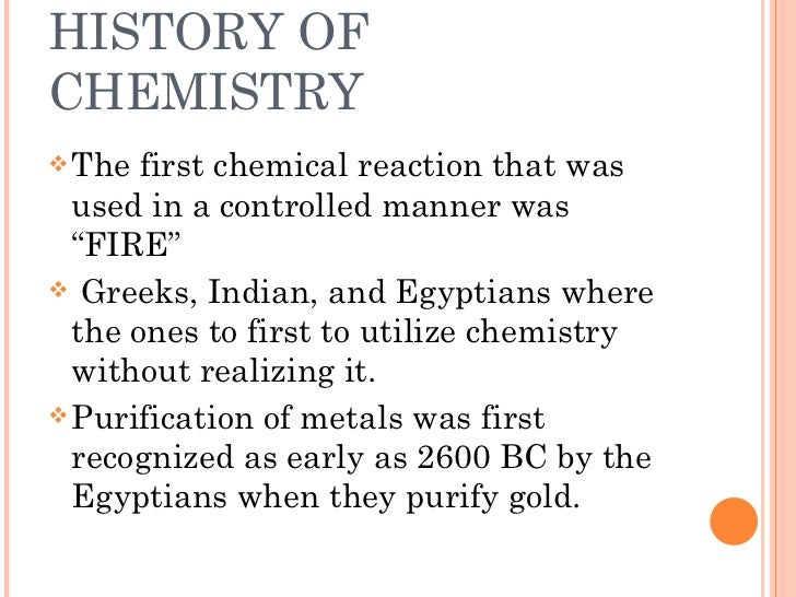 an introduction to the history of chemistry He is the author of: an introduction to ionic liquids, rsc publishing, 2009 and  gas gas quick, boys how chemistry changed the first world war, the history .