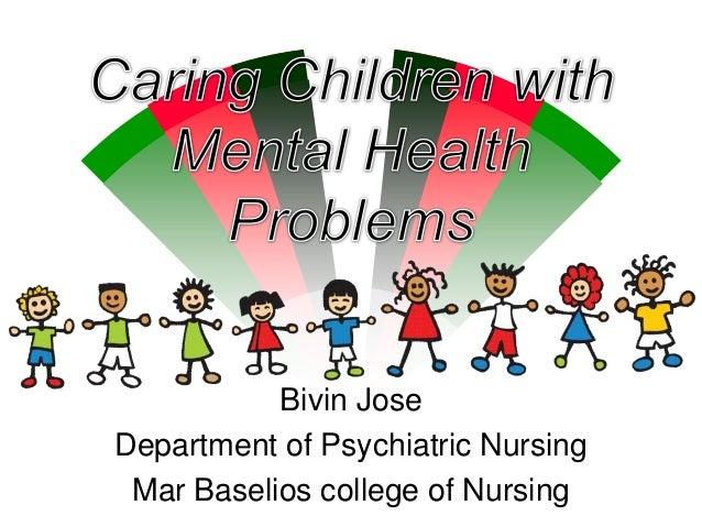 Introduction To Child Psychiatry Assessment Issues