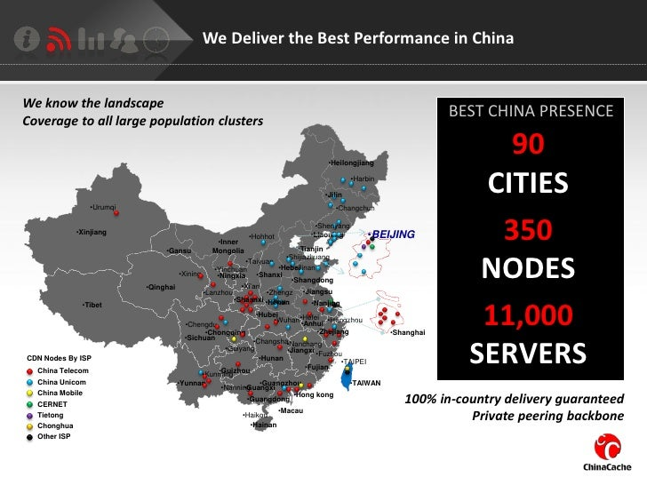 Introduction Of Shijiazhuang: Introduction To Chinacache Services