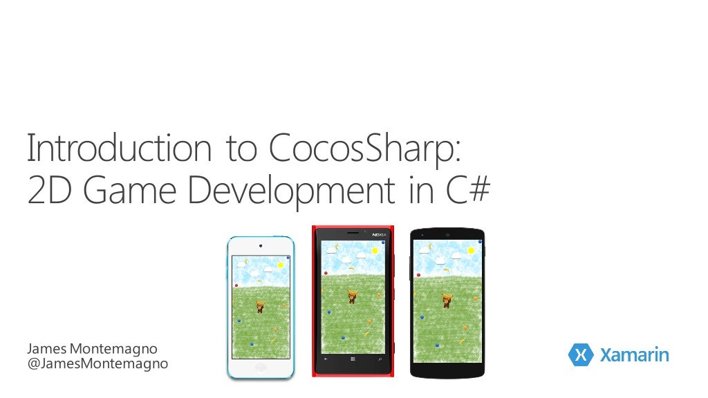Introduction to CocosSharp