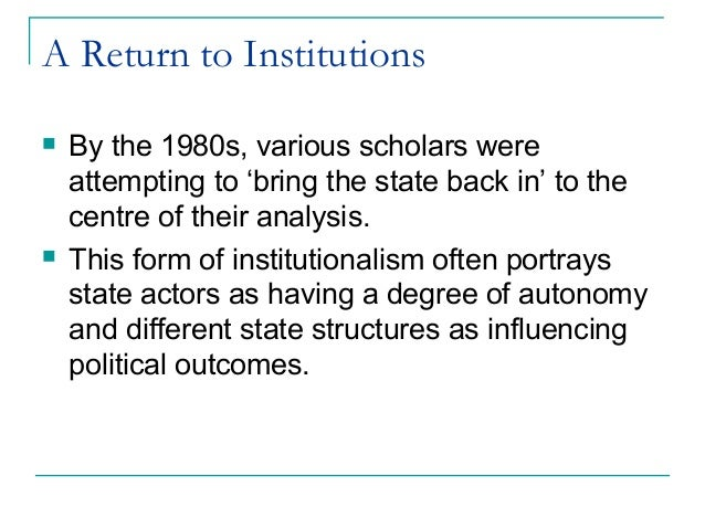 an introduction to the analysis of canadian politics Introduction to sociology – 1st canadian  one central question sociological analysis asks  chapter 17 government and politics by william little and ron.