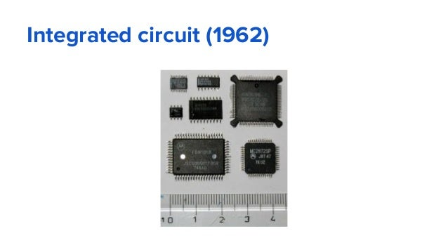 Integrated circuit (1962)