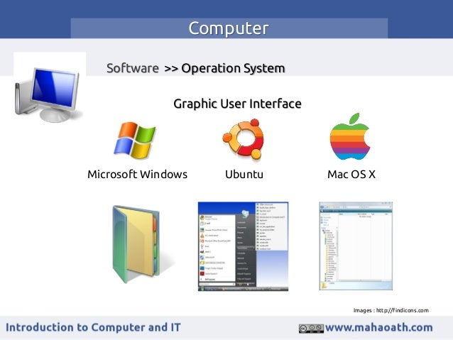 it intro of computer Introduction today, most people don't need to know how a computer works most people can simply turn on a computer or a mobile phone and point at some little graphical object on the display, click a button or swipe a finger or two, and the computer does something.