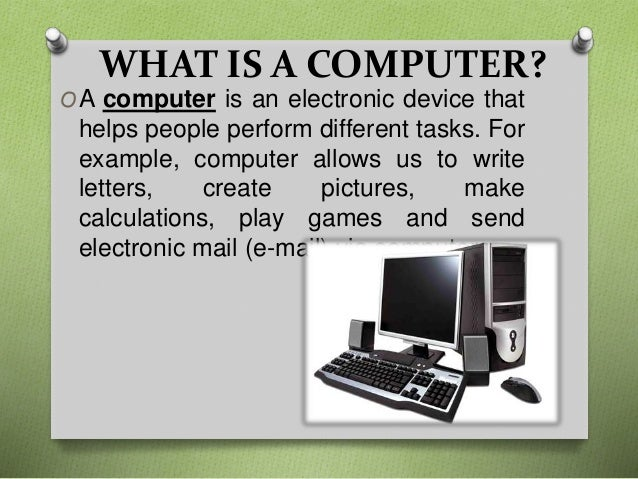 Introduction to Computers/System software