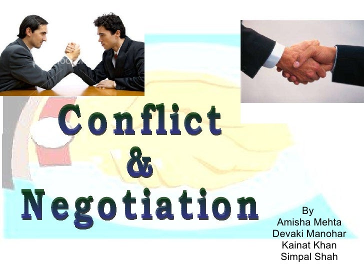conflict essay introduction