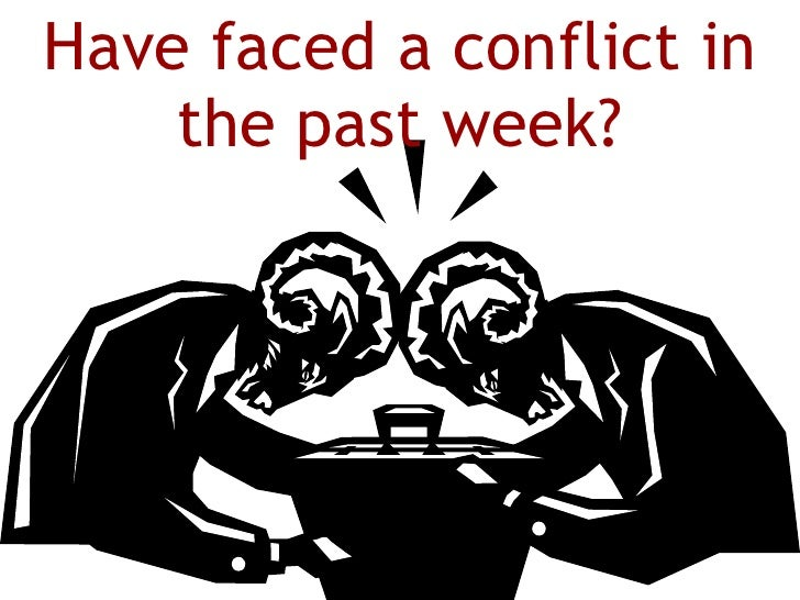 introduction to conflict An introductory lesson for a ks3 group for a unit on war and conflict.