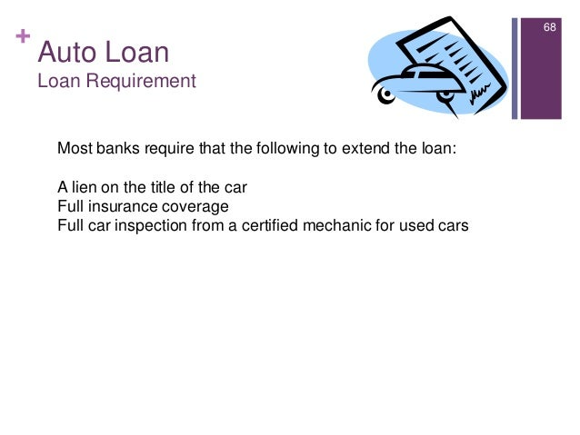 introduction to consumer lending