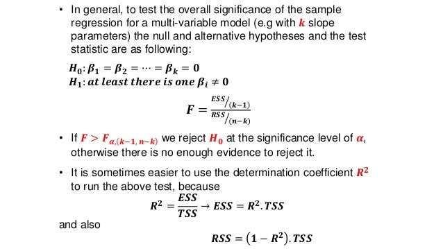 what is the overall significance and Hi everybody could anyone help me please i'm working on a text about medical statistics, and there is a term, overall significance, for whom i can't.