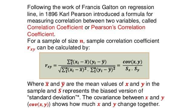 Correlation And Regression Pdf
