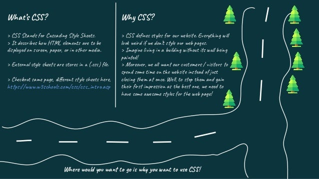 Introduction to CSS3 Slide 2