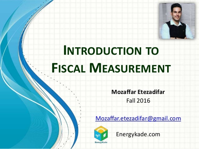 Introduction To Fiscal Metering Custody Transfer