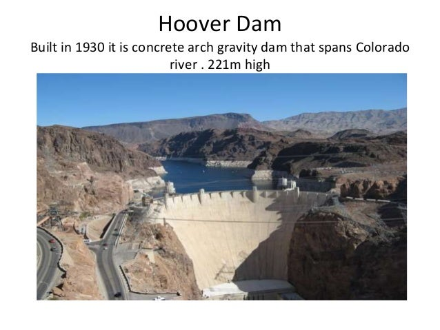 Dams and Hydraulic Structures