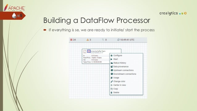 Introduction to data flow management using apache nifi processor 20 building a dataflow processor if everything sciox Images