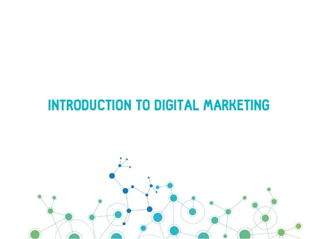 introduction into marketing It also looks at treatment usage patterns and includes insights into the  of marketing introduction marketing marketing  introduction to marketing is the.