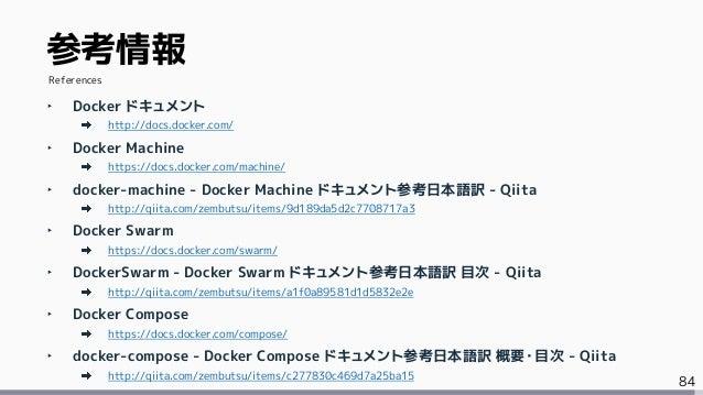 Docker swarm for Otto hashicorp