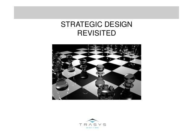STRATEGIC DESIGN REVISITED