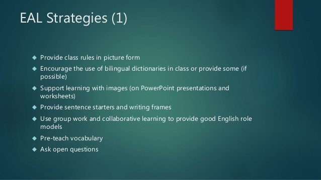 introduction to the eal department  twickenham academy