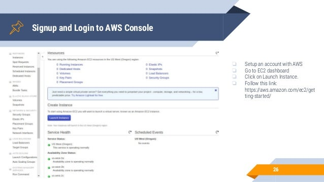 Introduction to EC2 (AWS)