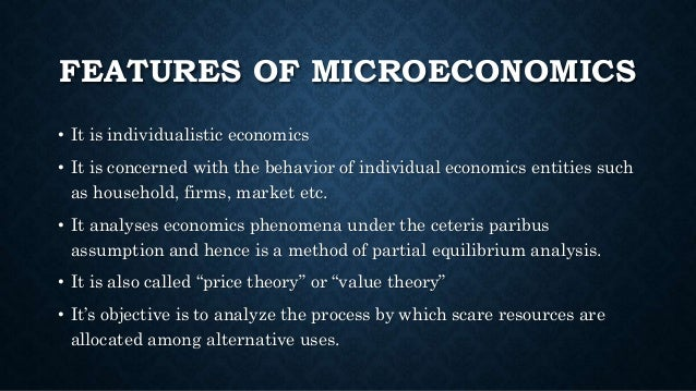 a research on microeconomics welfare Research interests: microeconomics,  labor and demographic economics, health, education, and welfare,  applied microeconomics, economics of education,.