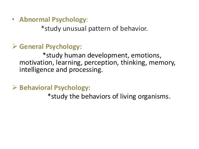 Abnormal Psychology Study Resources - Course Hero