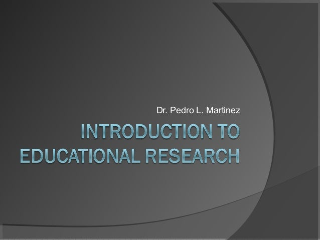 Introduction to Education: Understanding and Evaluating Education