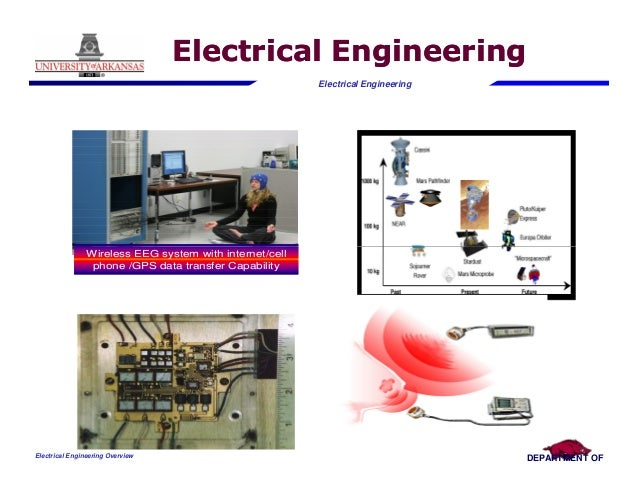 Electrical Engineering Electrical EngineeringElectrical Engineering Electrical Engineering Overview DEPARTMENT OF ELECTRIC...