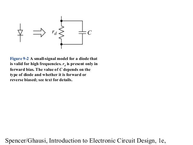 introduction to electronic circuit design model3 spencer ghausi, introduction to electronic circuit design
