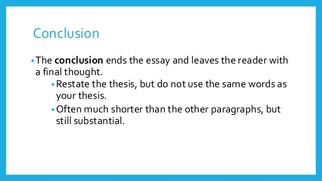 what are some concluding words to use in an essay Easy words to use as sentence starters to write better essays i'm often trying to force myself to use some new transition words in overall or in conclusion.