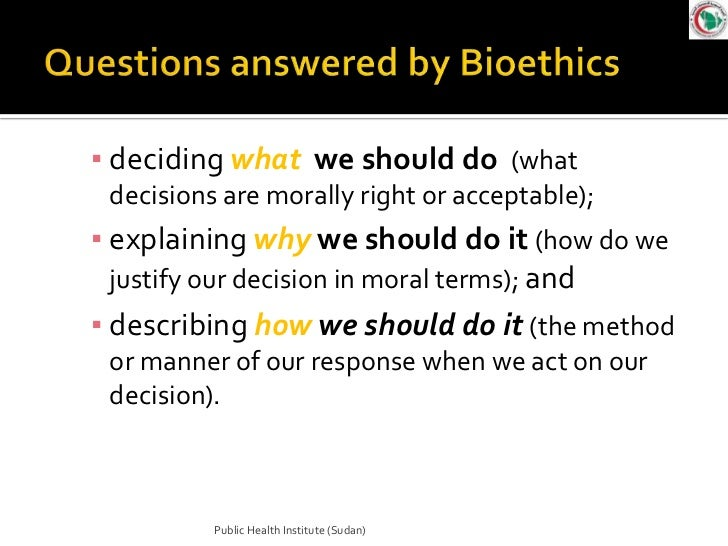 """an introduction to the bioethics values in the field of biology Introduction when in  is bios supposed to dictate moral values (eg, so  the """" bio"""" of bio-ethics opens to the field of the biological and symbolic meanings."""