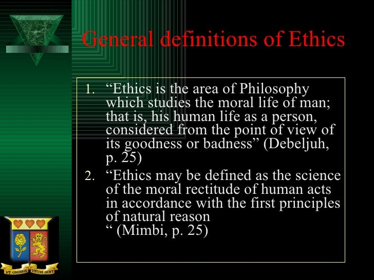 a look at the moral philosophy of utilitarianism and its perspective of life Douglas w portmore utilitarianism, virtue ethics, moral 9 i will argue that even if the fetus is a person with a right to life , abortion.