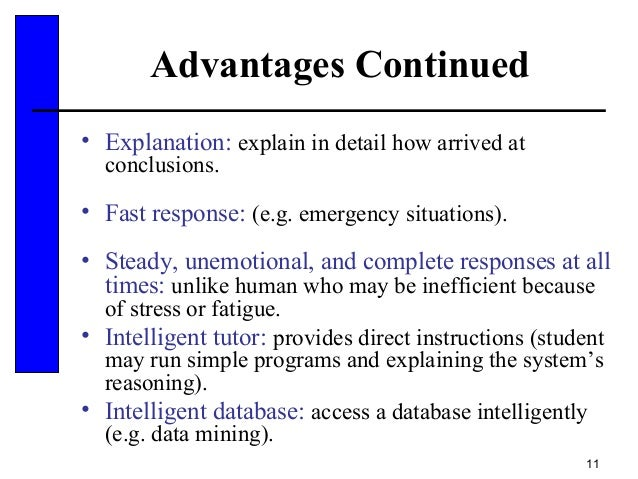 Introduction to Expert Systems Artificial Intelligence slideshare - 웹