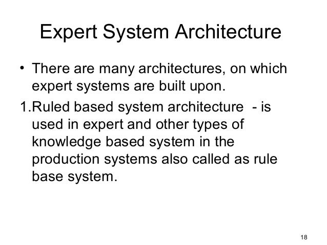 Introduction to Expert Systems {Artificial Intelligence}