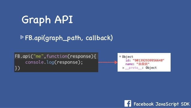 how to call graph api facebook