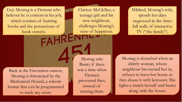 fahrenheit 451 summary 7795 The paperback of the fahrenheit 451 by ray bradbury at barnes & noble free shipping on $25 or more.