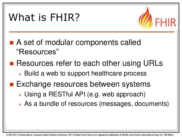 Introduction to FHIR™