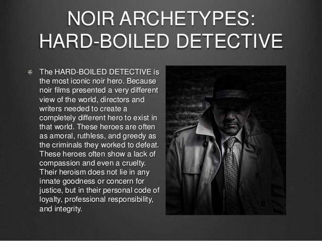 genre study film noir essay