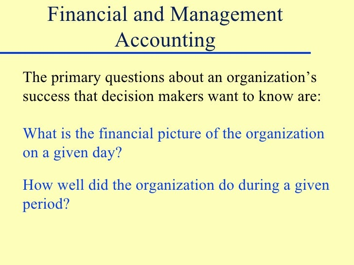 BUS103: Introduction to Financial Accounting