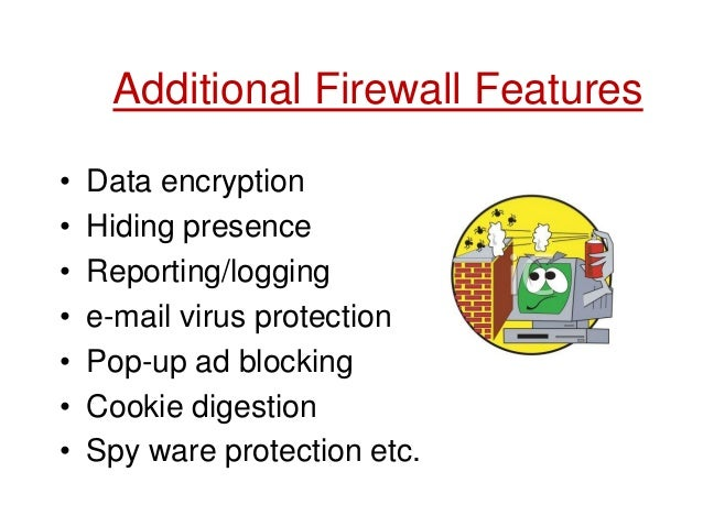 firewalls computer virus and different software Hardware firewall vs software firewall they don't protect a whole network needing one copy for each computer software firewalls consume more cpu and memory resources than hardware firewalls when you use a firewall you still need antivirus and antispyware software installed in your.