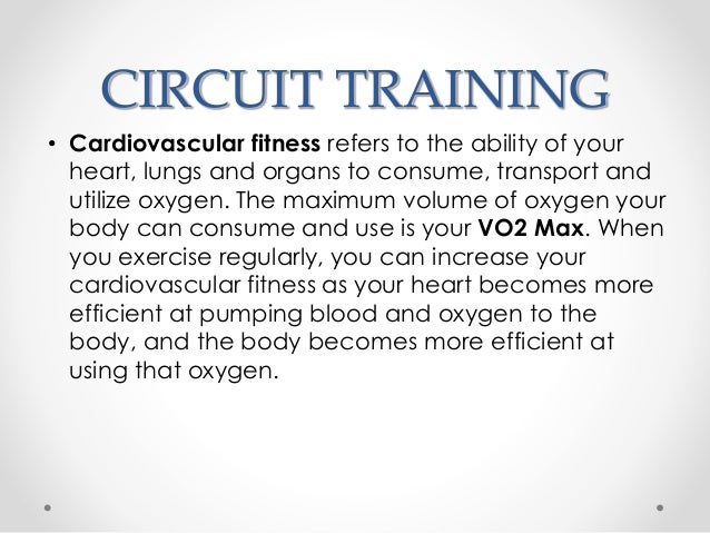 what are the disadvantages of circuit training