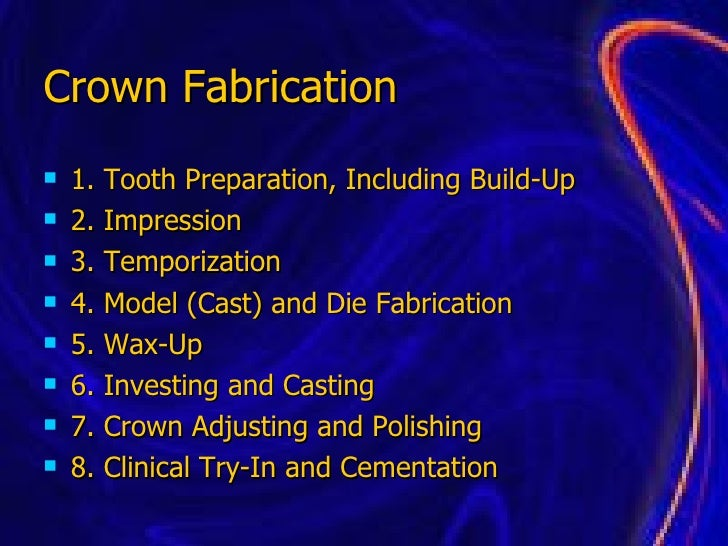 Full Ceramic Crown Cementation Emax Chairside Prep Guide